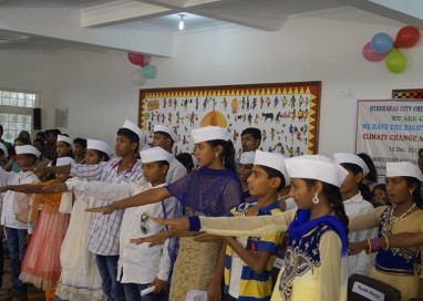 HYDERABAD CITY CHILDREN'S PARLIAMENT