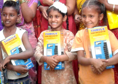 MSI and Thrive Solar Energy bring light to 152 Families
